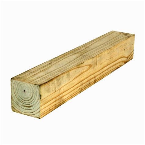 4 in x 4 in x 16 ft 2 pressure treated timber 4250254