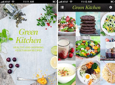 the green kitchen recipes vegetarian recipes from green kitchen 171 iphone appstorm