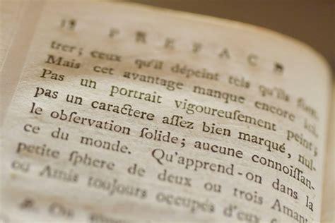 themes in french literature la lettrine french literature