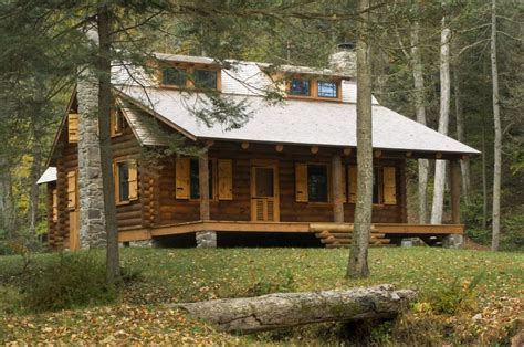 Charming Cabins by Charming Cabin 171 The Log Builders