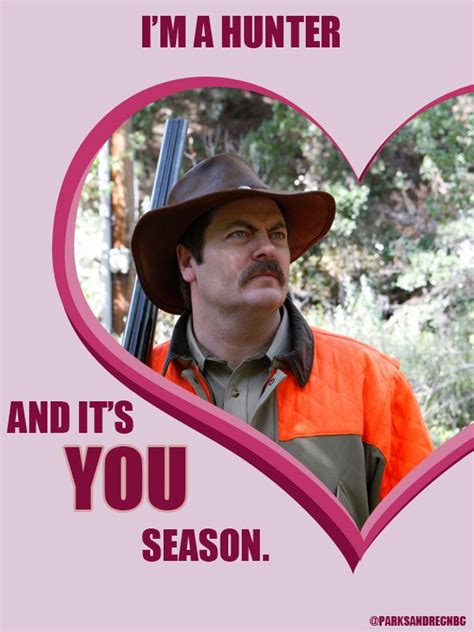 parks and rec valentines 16 best images about s cards on