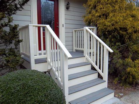 alternative  replacing  concrete steps  wood