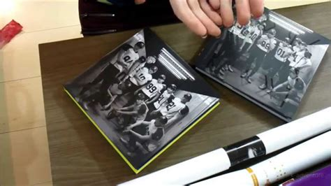 Album Exo Repackage Original unboxing exo me right the 2nd album repackage
