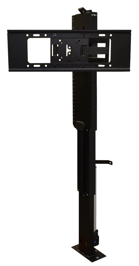 tv lift swivel new at infocomm15 touchstone home products inc