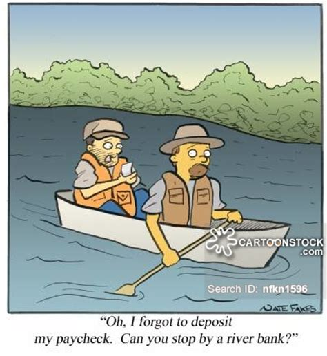 boat building puns riverbank cartoons and comics funny pictures from