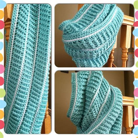 pinterest pattern for infinity scarf ridged infinity scarf free pattern ᛡ crochet cowls