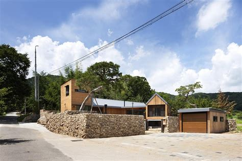 home design for rural area modern house in a rural area ssangdalri house by hyunjoon