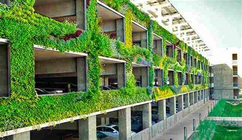 imagenes fachadas verdes jardines verticales dise 241 os plantas y consejos