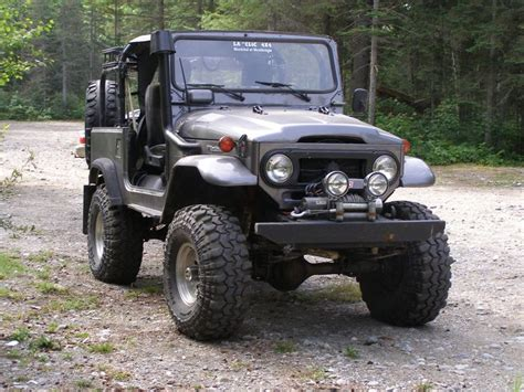 1980 toyota lifted 1980 toyota land cruiser picture exterior offroad