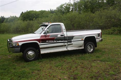 dodge ram cummins 1994 dodge ram 3500 4x4 cummins turbo diesel