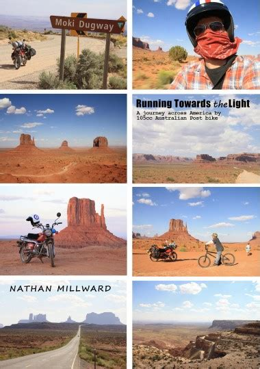 the light runner books book review running towards the light canada moto guide