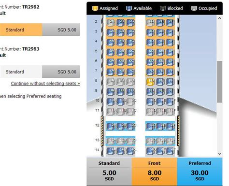 Choose Your Seats On Tiger Airways by Asia Tiger Airways Grows Up Dumbs As Quot Tigerair
