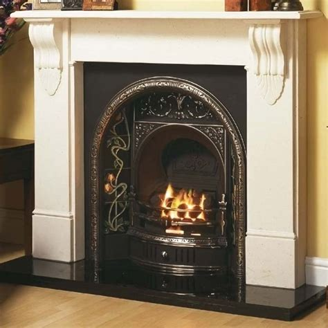 Cast Iron Fireplace by Belfast Cast Iron Fireplace Insert Edwardian Fireplaces