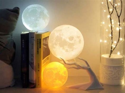printed moon led mood lamp gadgetsin