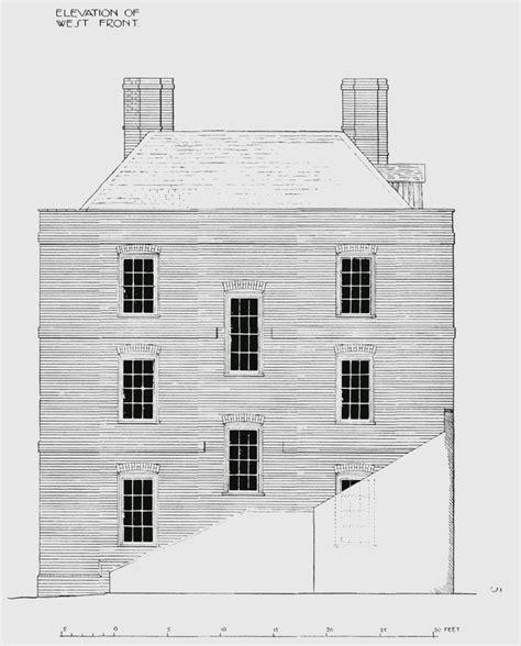 tudor house elevations plate 5 tudor house elevations history