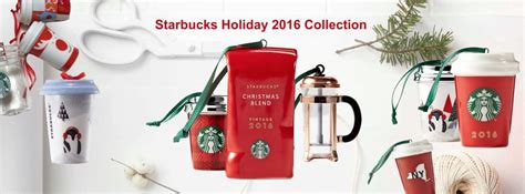 the 2016 holiday ornament collection is here starbucks