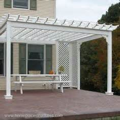 fan that attaches to bed attached pergola no extra inside beams main beams are