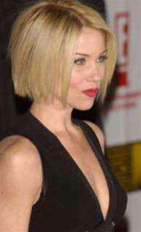 christina applegate hairstyles christina applegate hairstyle lovin it pinterest