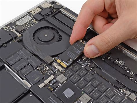 Wifi Macbook Pro macbook pro 15 quot retina display mid 2012 airport board replacement ifixit
