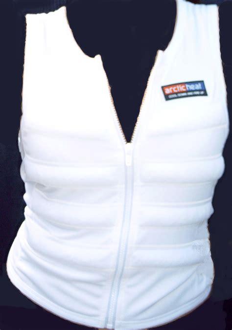 cooling vest arctic heat cooling vests keeping elite athletes cool this summer