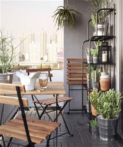 idee per arredare un piccolo terrazzo ikea arredare un balcone piccolo donna moderna