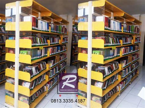 Jual Rak Buku Lucu rak buku perpustakaan jual rak gondola minimarket murah