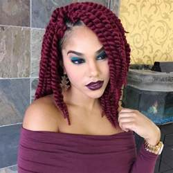 box rollers hairstyles for black 40 big box braids styles herinterest com