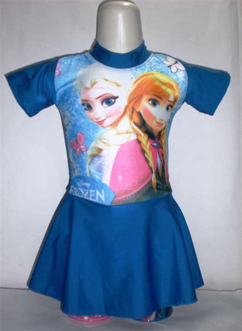 Baju Renang Anak Frozen inilah baju renang frozen murah distributor dan toko