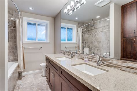 renovating the bathroom the cost of a vancouver bathroom renovation