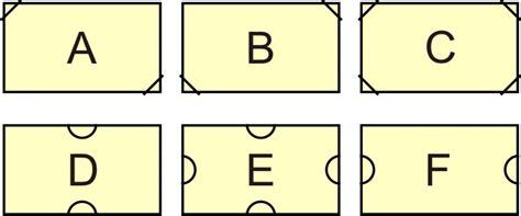 Standard Pocket Folder Layouts Business Card Slits Template