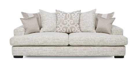 Dfs Sofas Ireland by Indulge 4 Seater Pillow Back Sofa Dfs Ireland