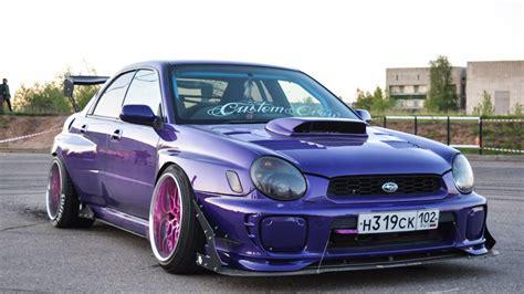 subaru custom cars subaru impreza wrx quot custom crew quot drive2