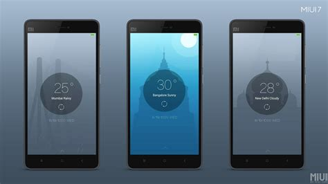 best themes for xiaomi mi4 download the 7 free themes announced at the miui 7 launch