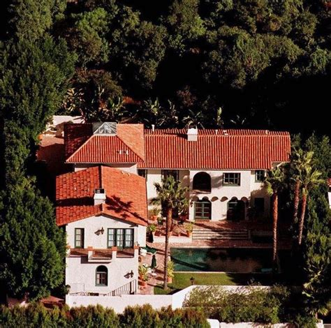 famous hollywood homes 17 best images about exterior tuscan spanish