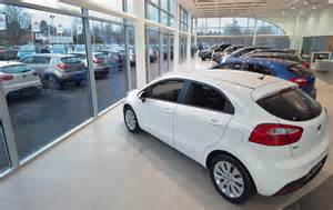 a new car buying a new car business car manager