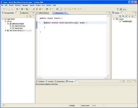 java tutorial user input java input using java scanner