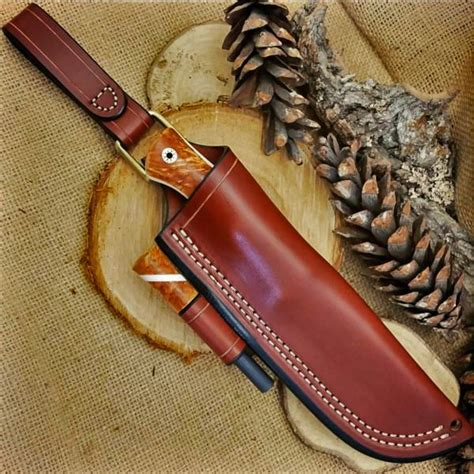 bushcraft knife sheaths custom leather sheaths adventure sworn bushcraft co