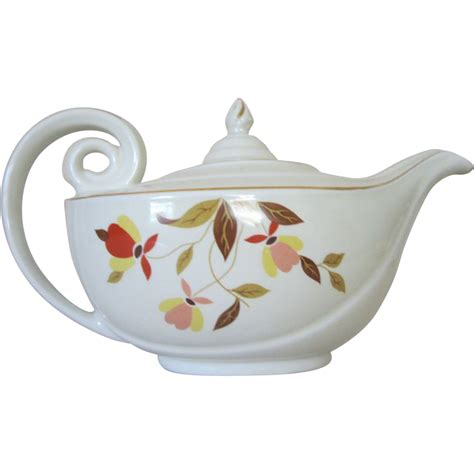 Autumn Backroom by Autumn Leaf Teapot From Sarafinas On Ruby