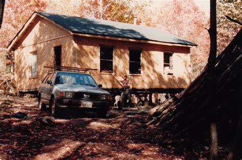 tom s cabin tom s cabin building in 1983