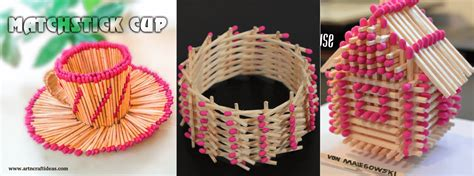 matchstick craft for matchstick www pixshark images galleries with