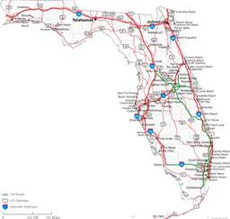 east coast florida map cities florida road map interstate map gulf coast map