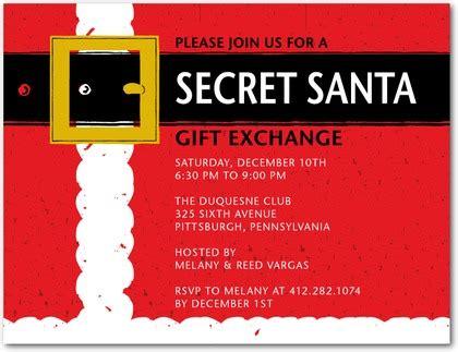 office christmas gift swap secret santa invitation template orderecigsjuice info