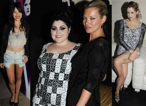 Beth Ditto Duet With Kate Moss by Photos Of Kate Moss Simon Cowell Lowe