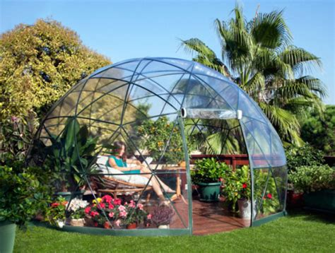 Garden Igloo 360 by Enjoy The Outdoors Anytime When You Re In Garden Igloo 360