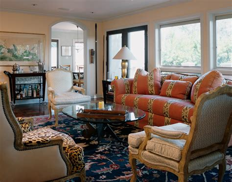 leopard chairs living room a day in the of interior designer to the