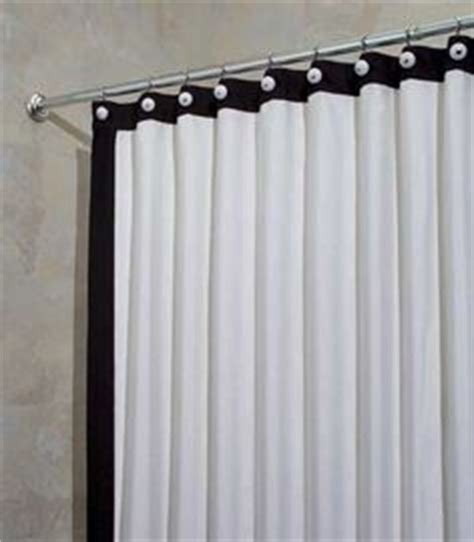 art deco drapes art deco geometric black and white shower curtain shower