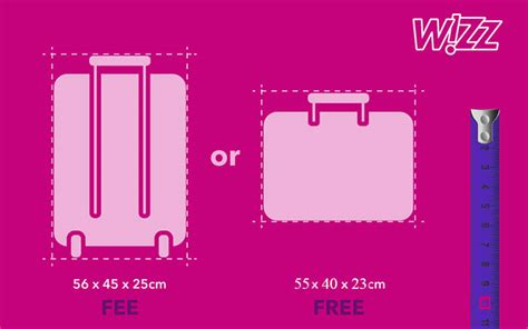 Wizz Air Cabin Baggage by Wizz Air