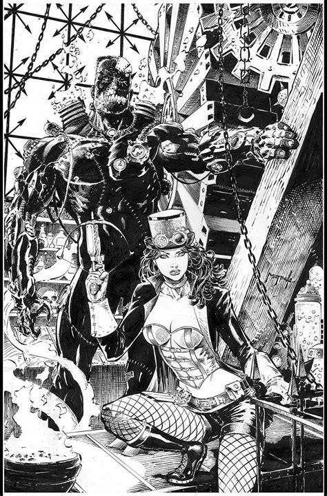 Grimm Fairy Tales: Van Helsing vs. Frankenstein #1