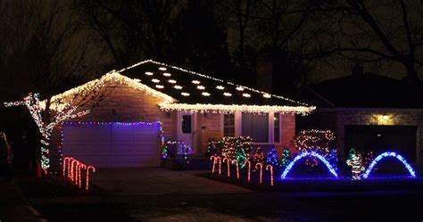 best christmas lights in chicago s western suburbs