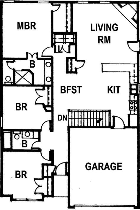 lot 13 main level plan kansas home sites 10108 n oakland avenue kansas city mo 64157 sab homes